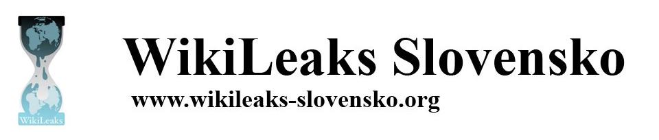WikiLeaks Slovensko